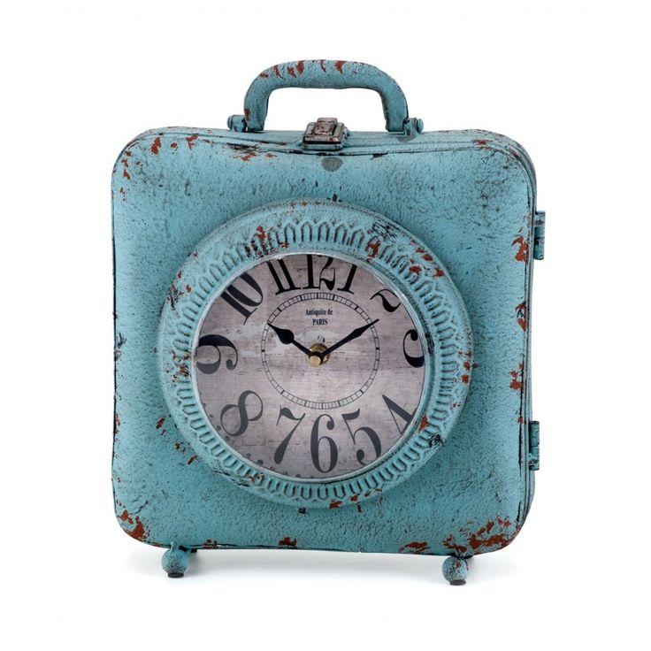Niebieski zegar Mazine