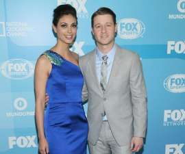 The OC's Ben McKenzie marries Morena Baccarin