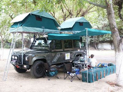 The build and travels of a Mercedes Unimog U1300L camper/expedition vehicle. For Sale.