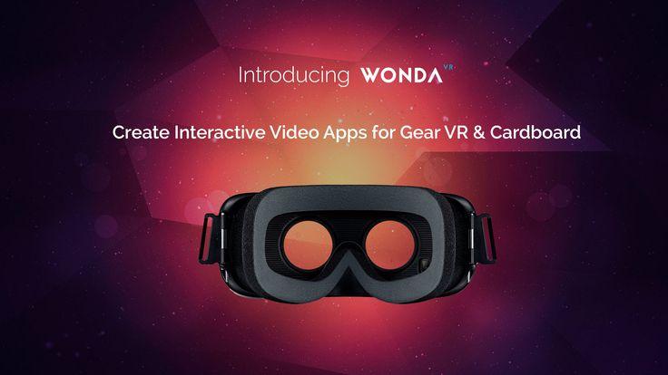 Introducing Wonda VR