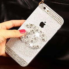 ブランドCHANEL iphone se/7/6s plus ケース キラキラ シャネル アイフォン6s plus ケース キラキラ ダイヤモンド付き