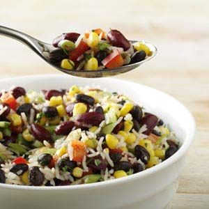 Cool Beans Salad Recipe from Taste of Home