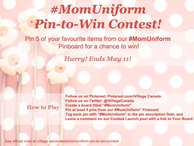 Create Your Ultimate #MomUniform for a Chance to Win! | iVillage.ca