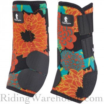 #SALE: #ClassicEquine Legacy System Support Front Boots-DEAL!