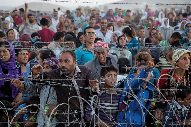 Refugiados sirios · National Geographic en español. · Reportajes