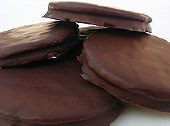 Ischler (Isler) recept fotókkal