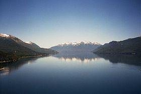 Argentina. Neuquen. Lago Traful