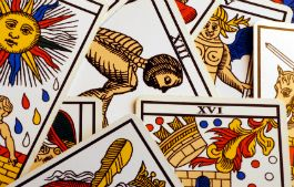 THE COLORS OF THE TAROT OF MARSEILLE http://www.the-medium-maria.com/free-trial-offers/free-psychic-reading-online.html #MediumMaria #Tarot #Numerology