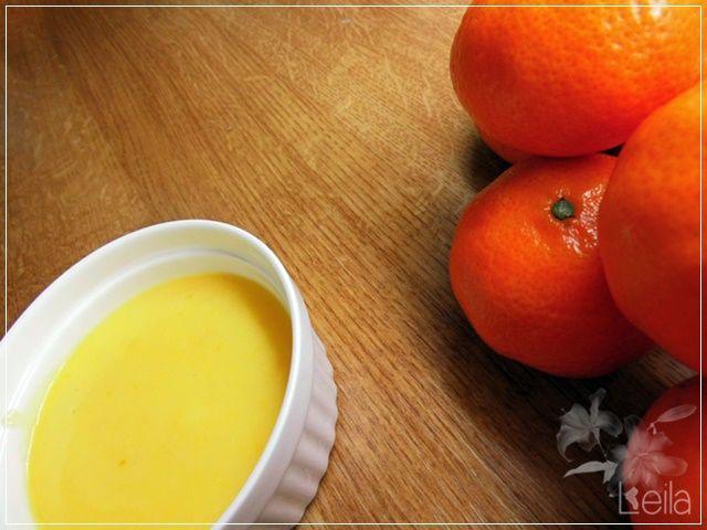 Juego de blogueros 2.0: Curd de mandarinas