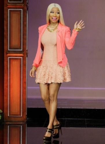 Pretty In Pink- Nicki Minaj