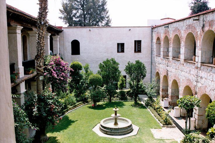 Oaxaca, Hotel Quinta Real.
