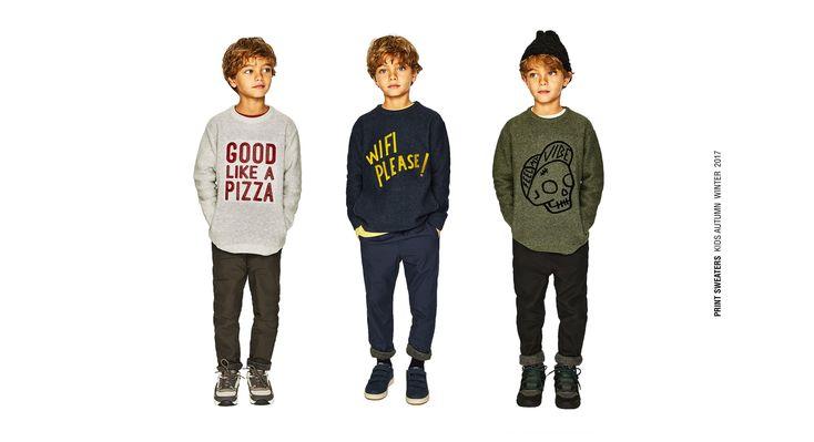 Sudaderas, hoodies y chaquetas para NIÑO | ZARA España