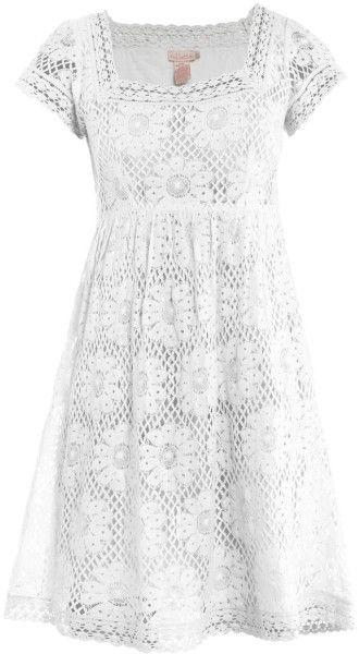 Sante Fe Loverslace Dress - Lyst