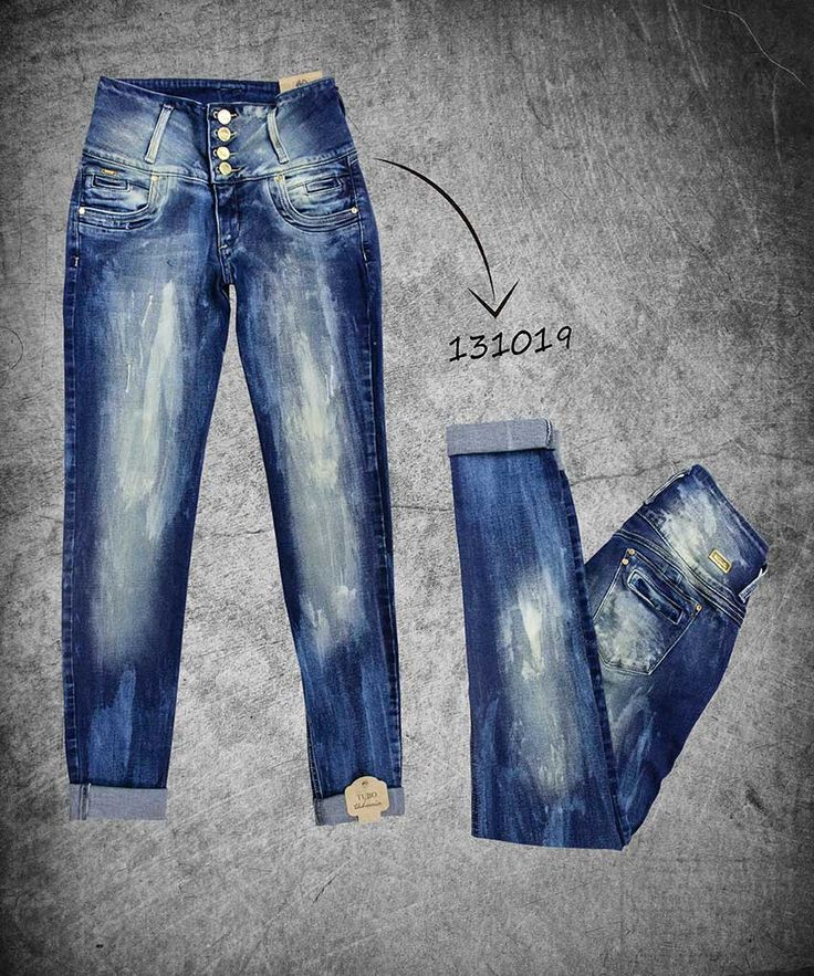 jeans-mujer-color-azul-blue-jeans- woman-131019