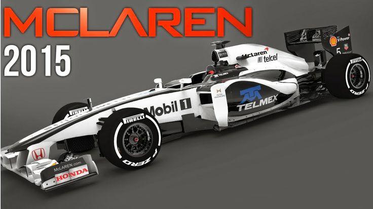 McLaren honda 2015 r...