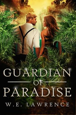 A Bookaholic Swede: Spotlight: Guardian of Paradise by W. E. Lawrence
