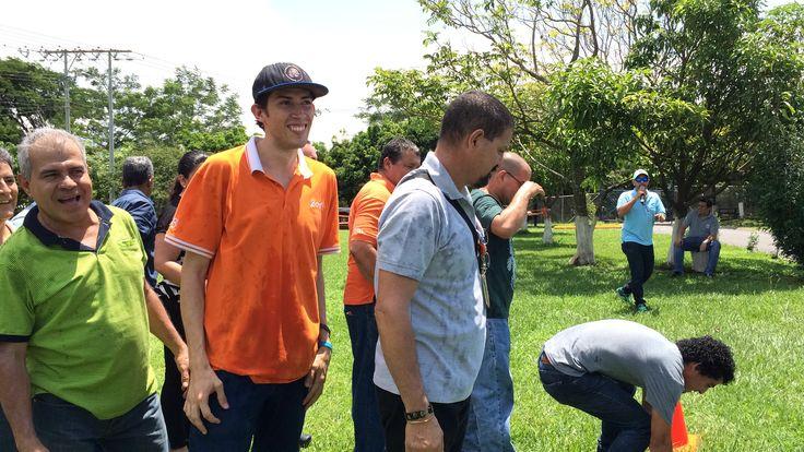 Feria de salud Fuerza y Luz 2014 Costa Rica