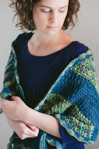 Trinity Stitch Prayer Shawl; I love this pattern, such a neat stitch.