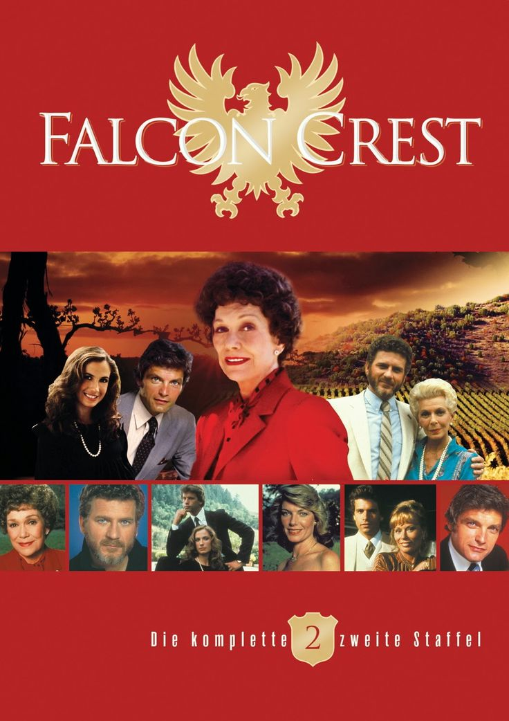 Falcon Crest (1981–1990) - Stars: Jane Wyman, Lorenzo Lamas, Chao Li Chi. - Set in the vineyards of California, this prime-time soap opera featured the conflict within the powerful Gioberti family, owners of the vast Falcon Crest Winery. - DRAMA