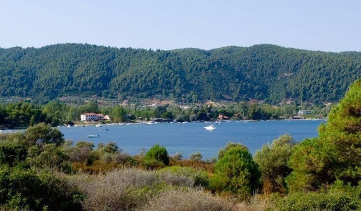 Blue and Green #destination #Sithonia #Halkidiki http://apartments-panagi.com