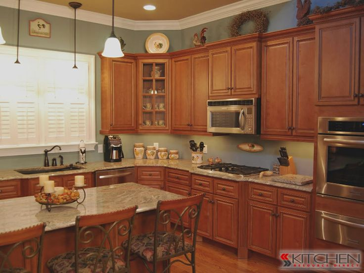 1000 ideas about discount kitchen cabinets on pinterest for Cheap maple kitchen cabinets