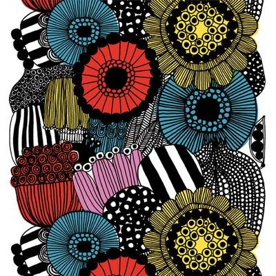 Textiles, prints, simple, modern
