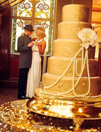 Great Gatsby Wedding In London. Use These Ideas To Throw A Magical Gatsby  Wedding In The Capital.