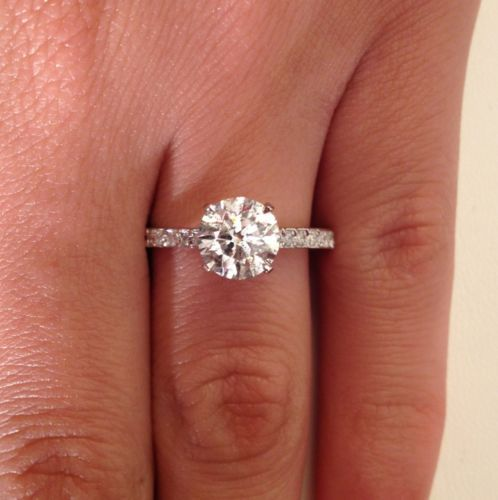 32 best Wedding and Engagement Rings images on Pinterest