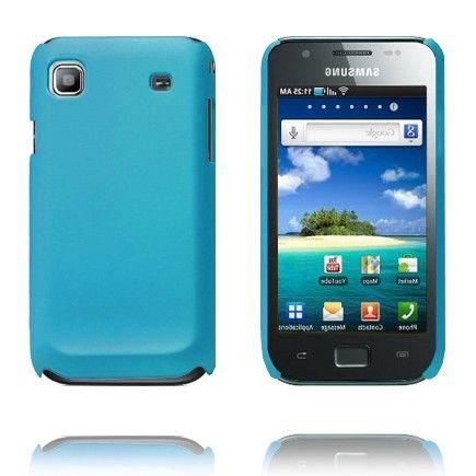 Hard Shell (Lyseblå) Samsung Galaxy SL Case