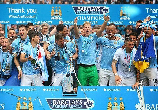 Barclays Premier League: DAFTAR JUARA BARCLAYS PREMIER LEAGUE (1888-2014)
