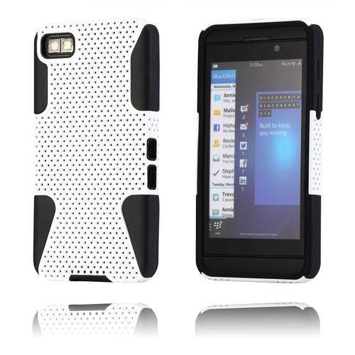 Shooter (Hvid) Blackberry Z10 Cover