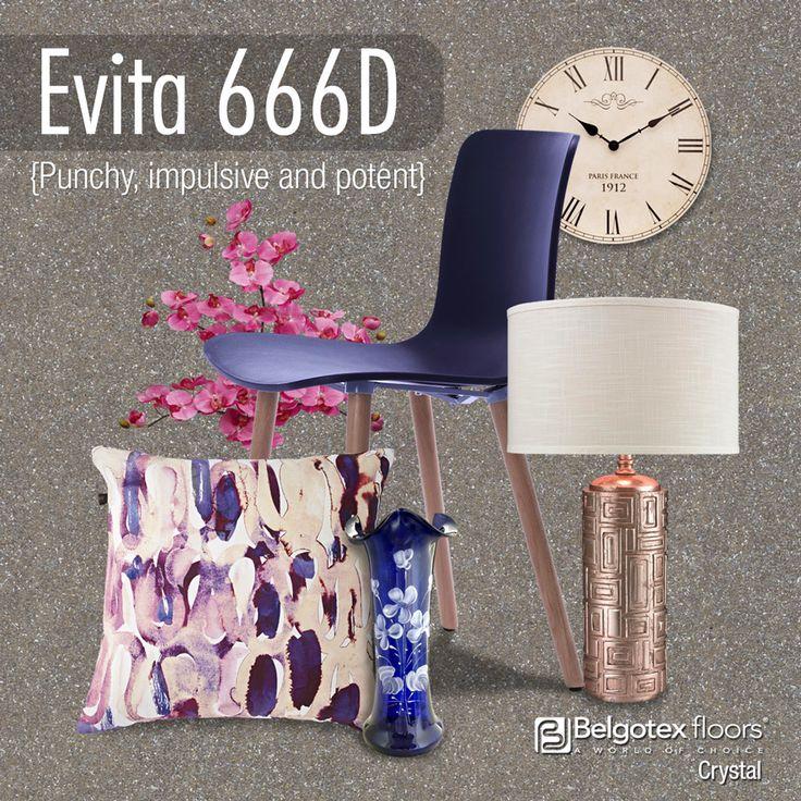 Crystal - Evita 666D