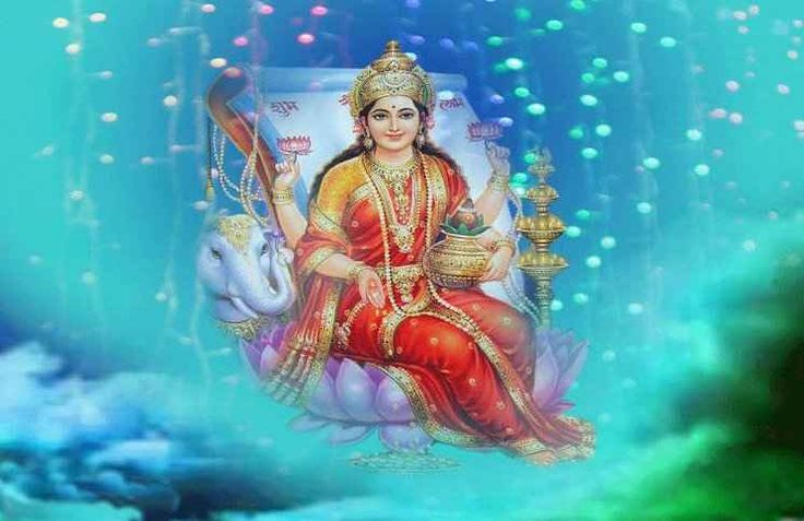 Chanting the powerful and soothing Om Shrim (Gum) Maha Lakshmiyei Swaha Laxmi mantra dedicated to the Goddess is a unique way of praying to mother Lakshmi.