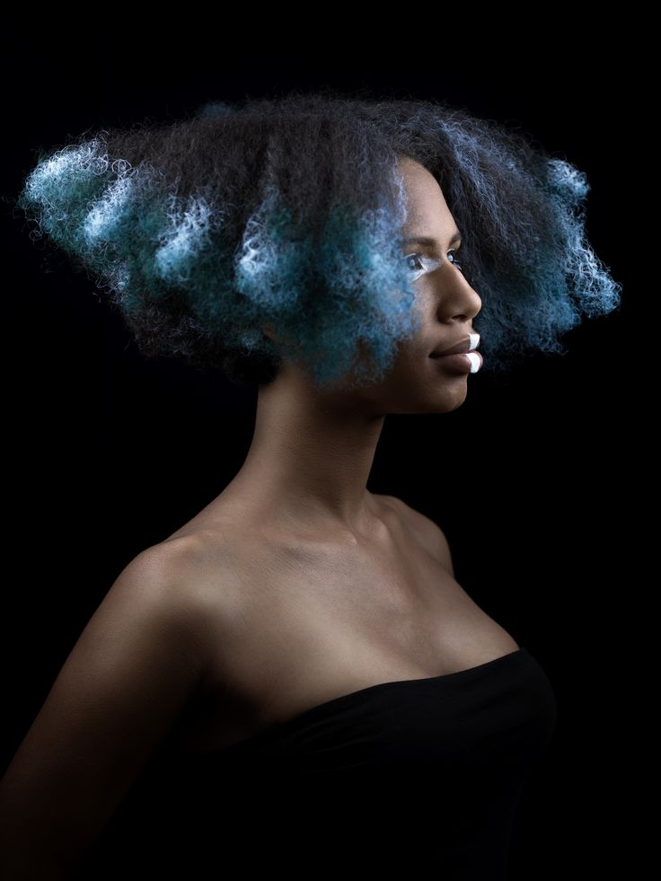 grafismo tribale  hair_mua Serena Eden