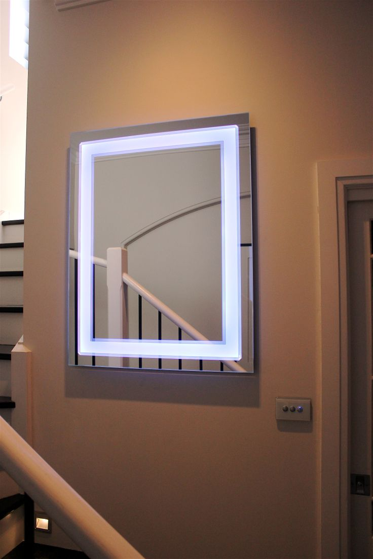 11 best art deco colour changing led lighted mirror images on