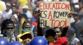 South Africa: 85% University Failure Rate
