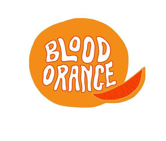 blood orange t-shirt