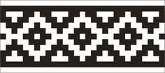 """Guardas aborígenes - """"Guarda pampa"""", aborigen argentina. Diseño mapuche. Símbolo llamado Cruz Andina que en las culturas andinas es el más c..."""