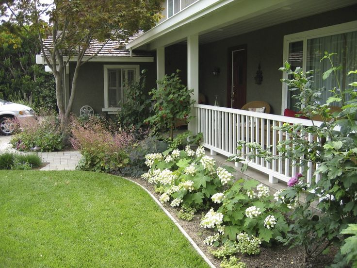 simple landscaping ideas for ranch style home google search - Home Landscaping Design