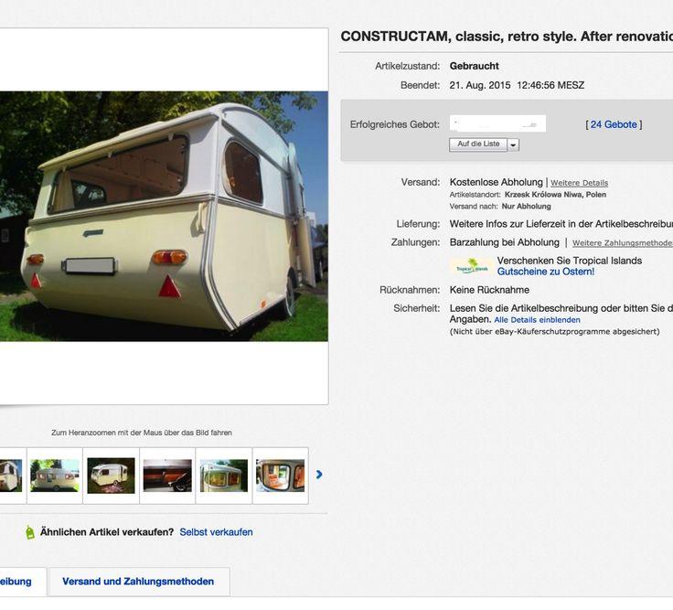 Teil Wo Finde Ich Einen Oldtimer Wohnwagen Zu Kaufen Infos Tipps Und Checklisten Auf Vintage Caravan De