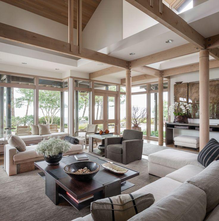 doug rasar interior design / puget sound residence