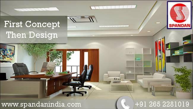 First Concept Then Design Modern Office Interiors Office