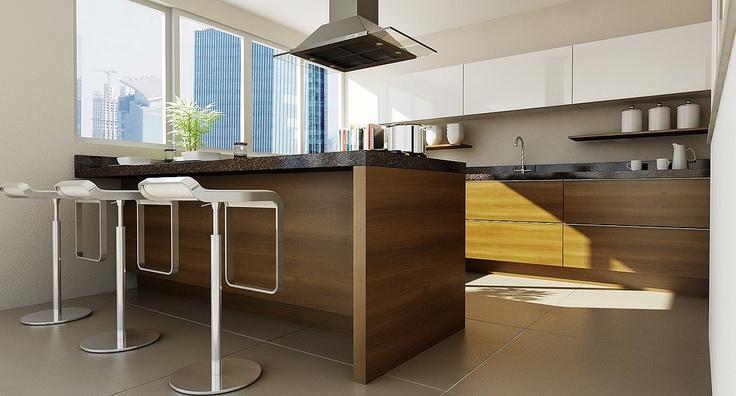 Cocinas y muebles sobre dise o tendencias 2013 cocinas - Muebles de cocina vegasa ...