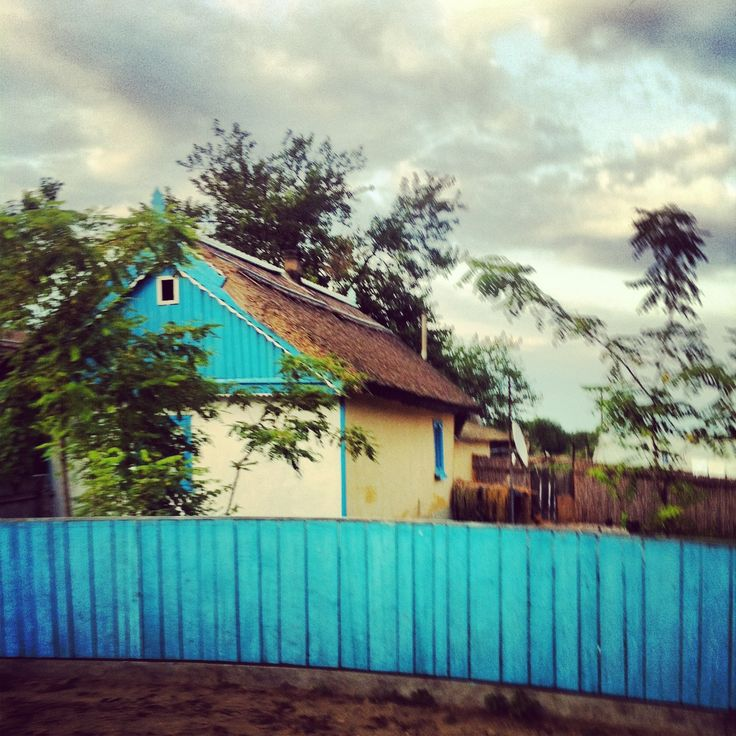 Household in Letea village, Tulcea - Danube delta