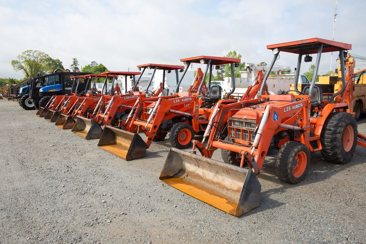 We always have used backhoes for sale and used construction equipment in the Atlanta Truck and Equipment Auction. It's Public! Anyone can buy - so come buy direct from the owners and grab a deal.