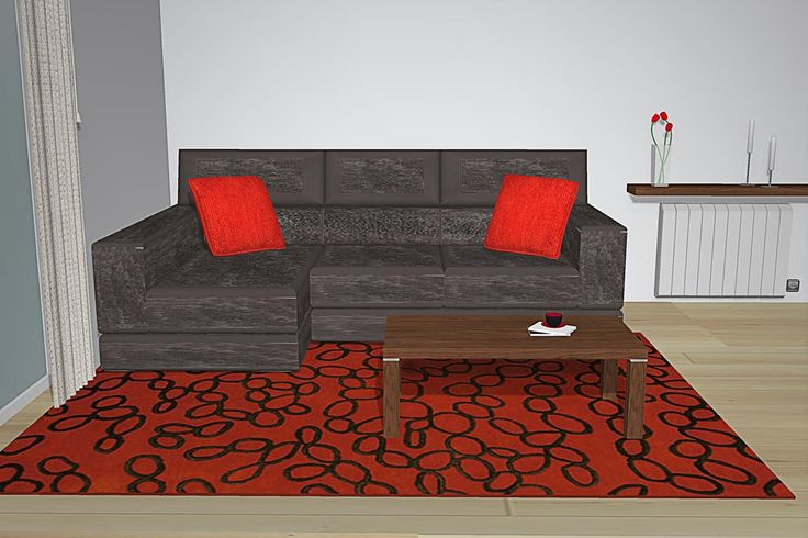 M s de 1000 ideas sobre sof de color gris oscuro en for Especie de sofa