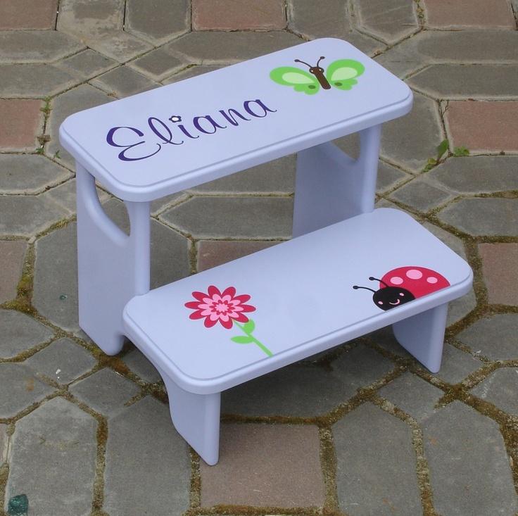 Inspirational Step Stools for toddlers