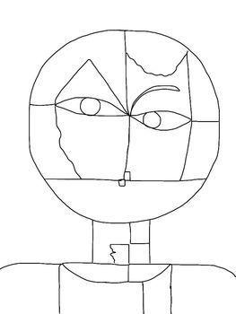 Les 21 meilleures images du tableau à la manière de Klee
