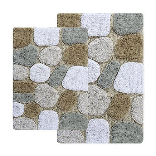 Bath Rugs  amp  Mats  Bathroom Rugs  Bathroom Ideas  Best Bath  Spa  Piece  Pebble 2  Bath Mat Sets  Mohawk Home. 17 Best images about Bath Rugs on Pinterest   Pebble stone  Accent