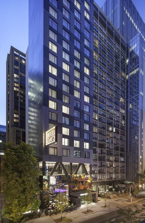Hotel Opened Emc2 Chicago Illinois Usa Autograph Collection
